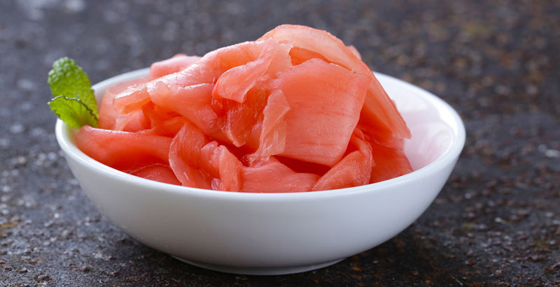 sushi-ginger