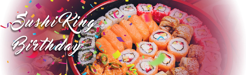 sushiking-birthday-month